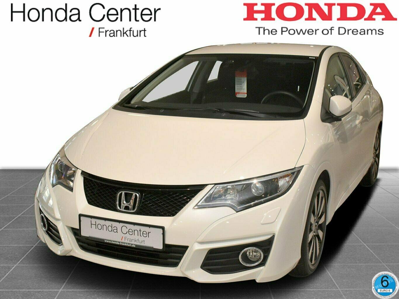 Honda Civic 1.4 Elegance X-Edition, Jahr 2016, Benzin