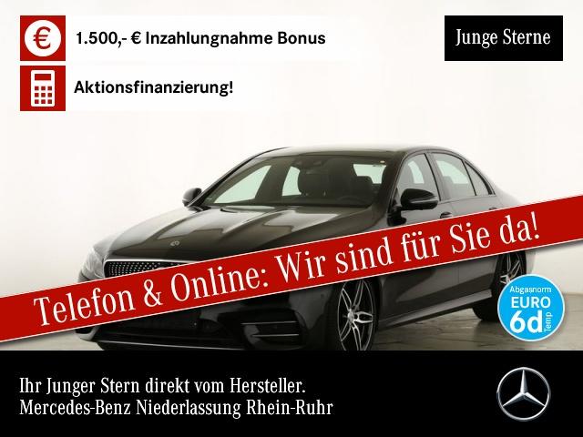 Mercedes-Benz E 53 AMG 4M+ Wide.COMAND.Fahrass.Pano.Multi.360°, Jahr 2019, Benzin
