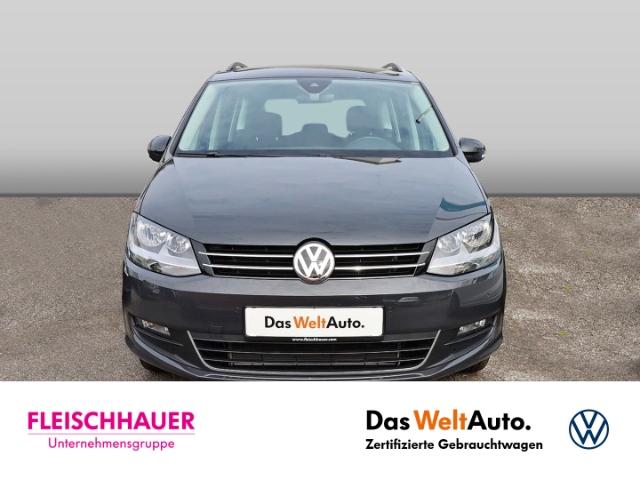 Volkswagen Sharan Comfortline 2.0 TDI 7-Sitzer NAVI KLIMA SHZ PDC AHK, Jahr 2020, Diesel