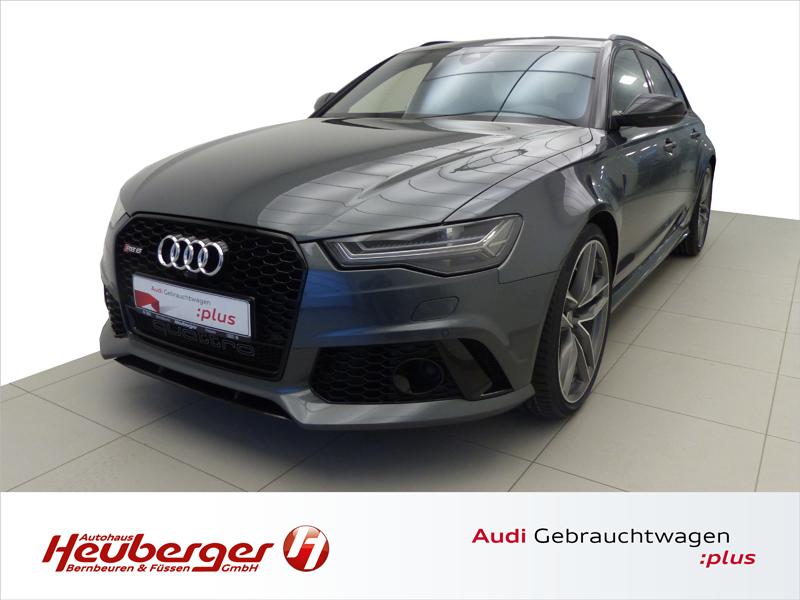 Audi RS 6 Avant 4.0 TFSI performance*Matrix*Pano*Dyna, Jahr 2016, Benzin