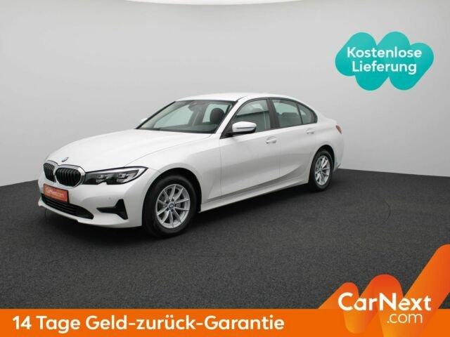 BMW 3 320d Aut. NAVI LED KLIMA TEMPOMAT, Jahr 2020, Diesel