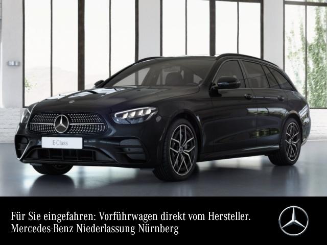 Mercedes-Benz E 200 T AMG+Night+Pano+AHK+LED+Burmester+Kamera+9G, Jahr 2021, Benzin
