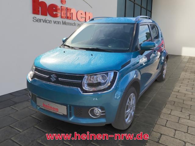Suzuki Ignis Comfort+ 4x4 1.2 NAVI R-KAMERA SITZHEIZUNG, Jahr 2016, Benzin