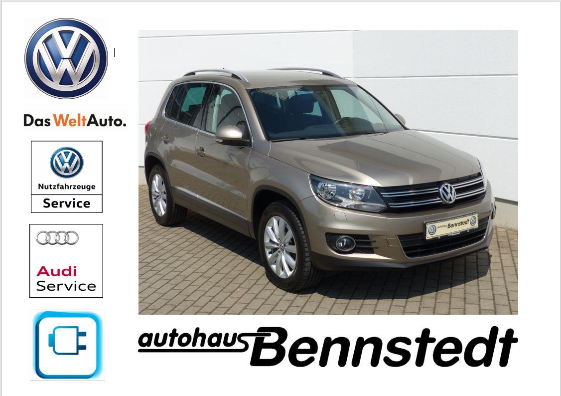 Volkswagen Tiguan Sport & Style *Klima*LightAssist*Sitzheiz, Jahr 2012, Diesel