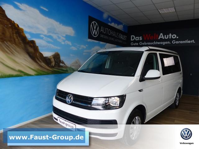 Volkswagen T6 California Beach DSG Navi Climatronic Bluetooth, Jahr 2016, Diesel
