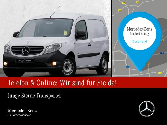 Mercedes-Benz Citan 109 CDI KA Lang Klima Zusatzheizung AHK, Jahr 2017, Diesel