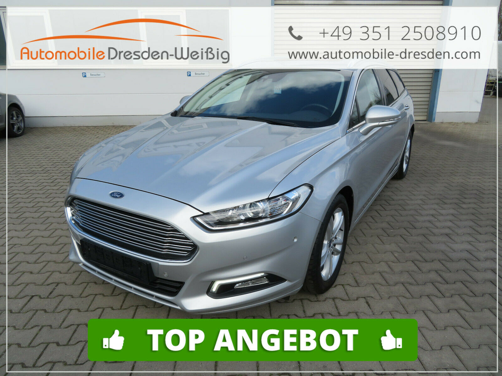 Ford Mondeo 1.5 TDCI Business Edition*Pano*Navi*Sony, Jahr 2016, Diesel