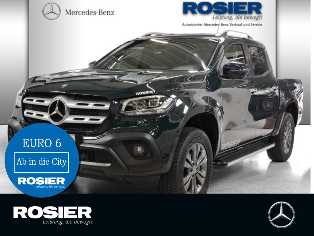 Mercedes-Benz X 250, Jahr 2019, Diesel