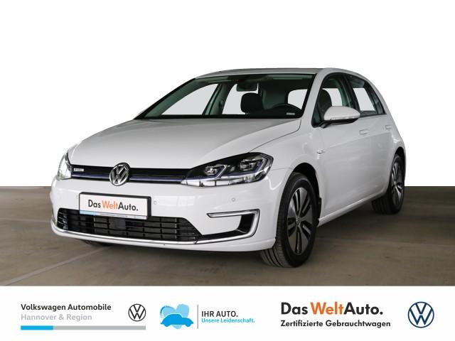 Volkswagen Golf VII e-Golf LM-Felgen Navi Klima LED, Jahr 2018, Elektro