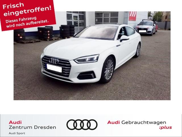 Audi A5 Sportback 2.0 TDI quattro sport Matrix LED, Jahr 2018, Diesel
