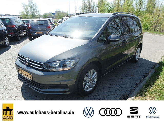 Volkswagen Touran 1.5 TSI Comfortline DSG *ACC*NAVI*SHZ*, Jahr 2020, Benzin