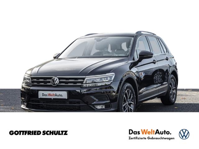 Volkswagen Tiguan 1.5 TSI ACT NAVI LED AHK PDC SHZ ACC ZV Comfortline, Jahr 2020, Benzin