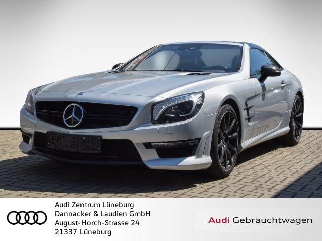 Mercedes-Benz SL 63 AMG Roaster Alu Comand Keramik Nachtsicht, Jahr 2014, Benzin