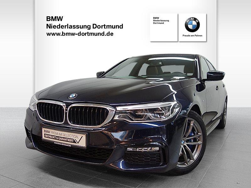 BMW 530i Limousine M Sportpaket, Jahr 2017, Benzin