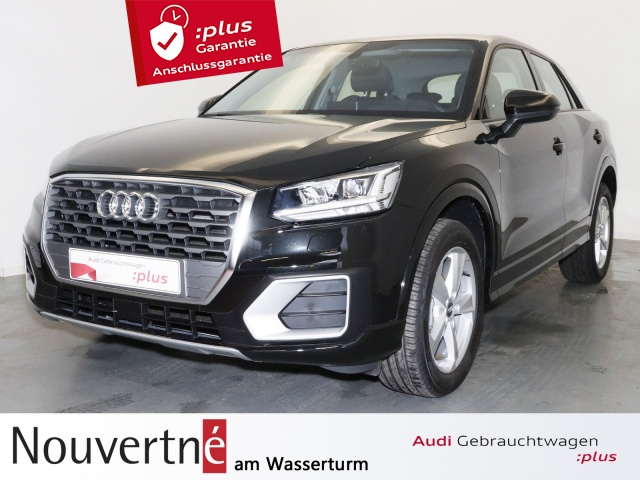 Audi Q2 30 TFSI sport Navi LED DAB, Jahr 2019, Benzin