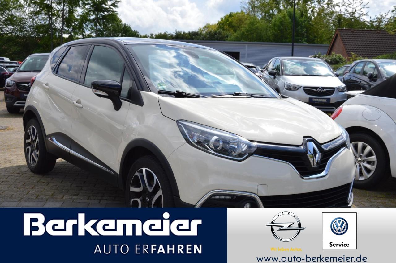 Renault Captur Luxe Navi Parkpilot Klimaautomatik Klima, Jahr 2015, Diesel