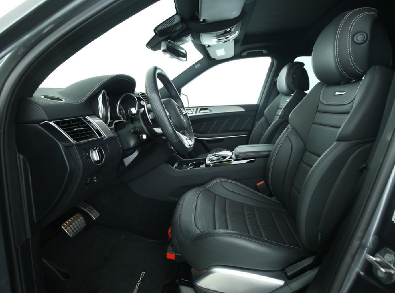 Mercedes-Benz GLS 63 AMG 4M+: DER PERFEKTE LUXUS FÜR SIEBEN!, Jahr 2019, Benzin