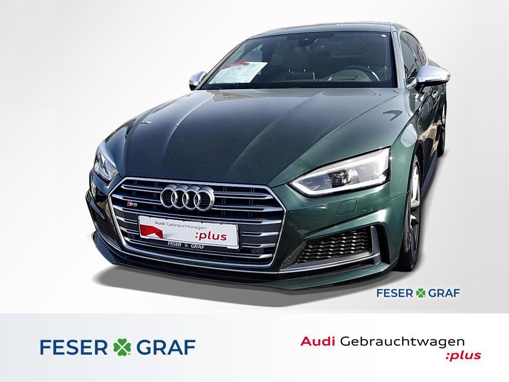 Audi S5 3.0 TFSI quattro tiptronic Matrix Rück-Kamera, Jahr 2017, Benzin