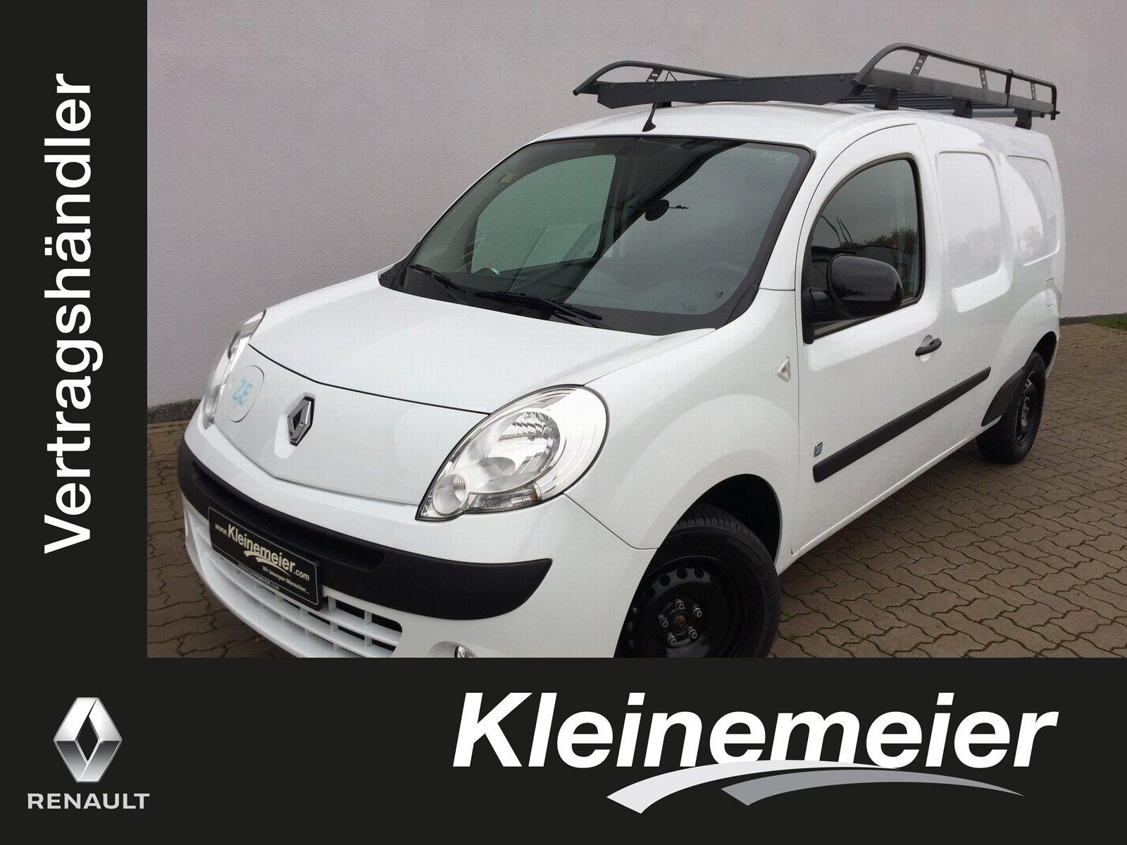 Renault Kangoo Z.E. Maxi 2-Sitzer*zuzügl. Batteriemiete*, Jahr 2013, Elektro