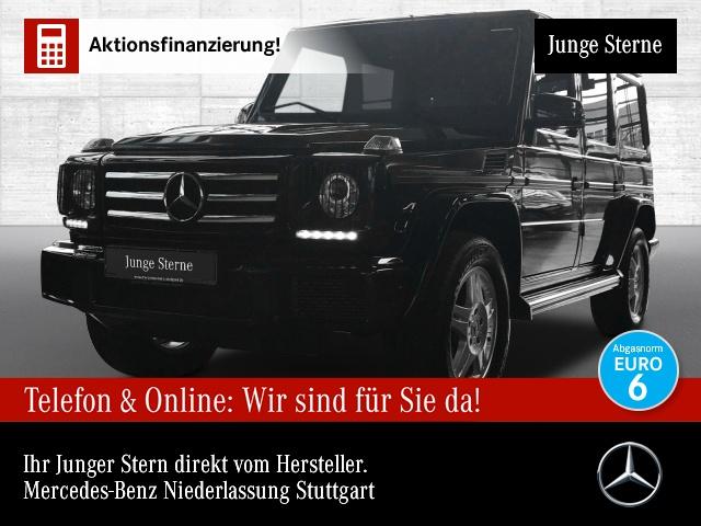 Mercedes-Benz G 350 d Exkl-Paket Stdhzg Harman COMAND Xenon PTS, Jahr 2016, Diesel