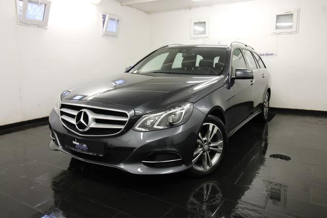 Mercedes-Benz E 250 CDI BE AVANTGARDE|STANDHEIZ.|COMAND|EL.SD, Jahr 2013, Diesel