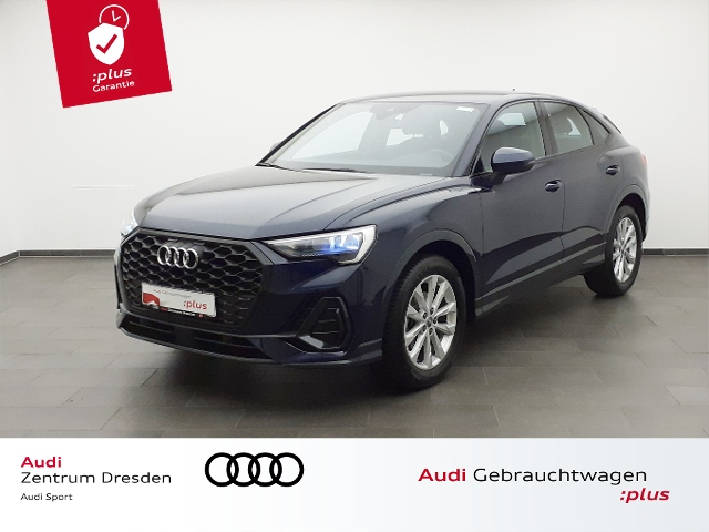 Audi Q3 Sportback 35 TDI S tronic LED-SW Navi, Jahr 2019, Diesel