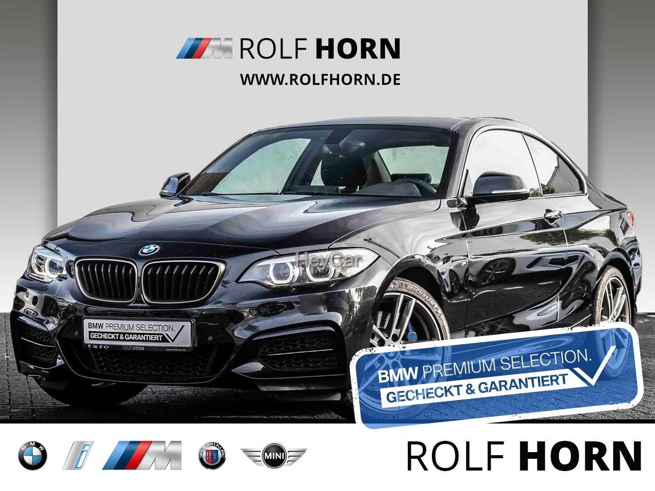 BMW M240i Coupe Navi PDC LED harman/kardon Glasdach, Jahr 2020, Benzin