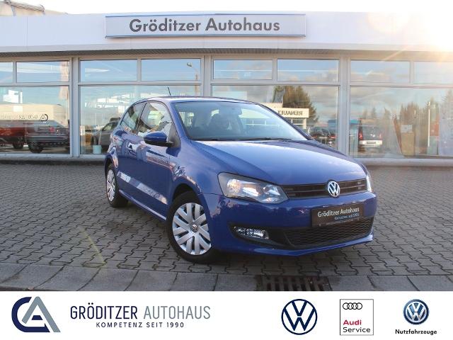 Volkswagen Polo 1.2 Trendline Cool & Sound, Jahr 2012, Benzin