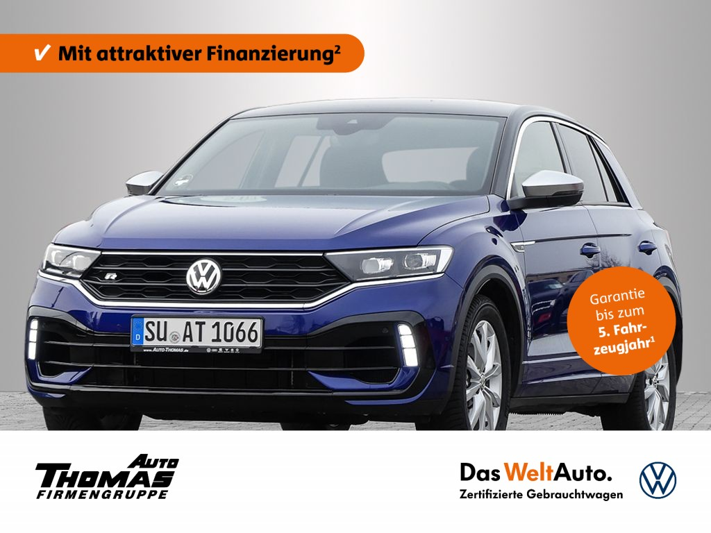 Volkswagen T-Roc R 2.0 TSI 300PS DSG 4M. /ACC/App-Connect, Jahr 2020, Benzin