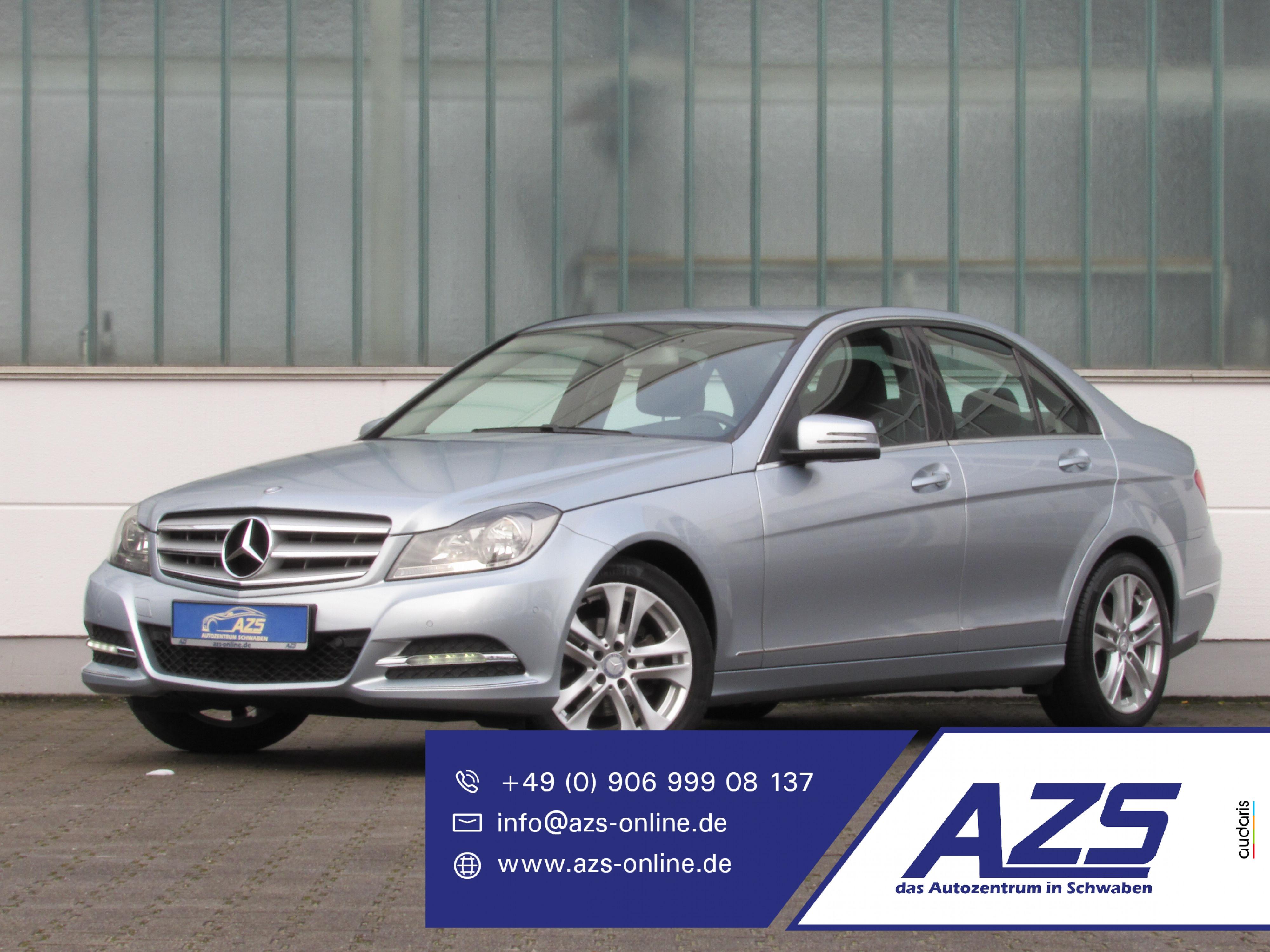 Mercedes-Benz C 180 CGI AVANTGARDE | AZS-SICHERER-ONLINE-KAUF, Jahr 2013, Benzin