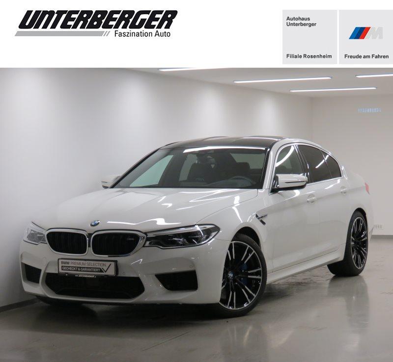 BMW M5 Limousine Driving Assistant Plus HK HiFi DAB LED, Jahr 2020, Benzin