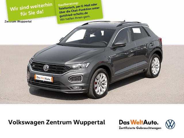 Volkswagen T-Roc R-LINE DSG NAVI LED KAMERA SHZ PDC LM ZV, Jahr 2020, Benzin
