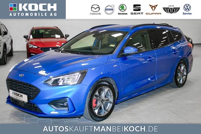 Ford Focus 1.0 ST-Line X Eco Boost Hybrid ACC Winterp., Jahr 2021, Hybrid