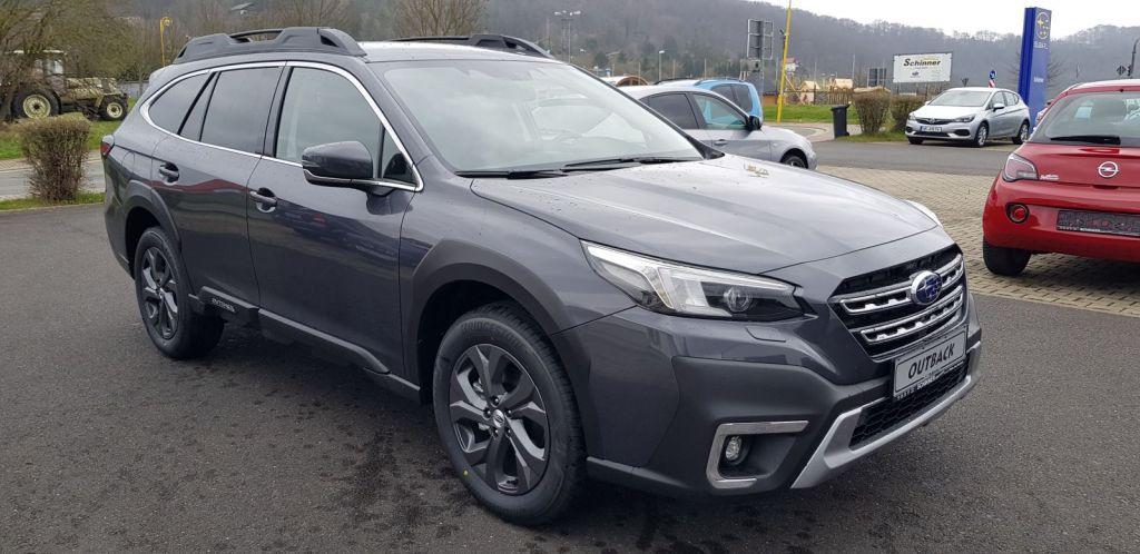 Subaru Outback 2.5i Lineartronic Active, Jahr 2021, Benzin