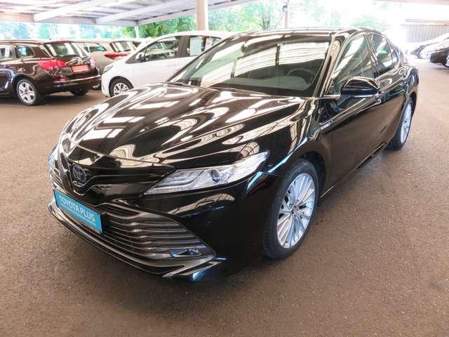Toyota Camry Hybrid Executive 1. Hand TOP-Ausstattung !, Jahr 2019, Hybrid