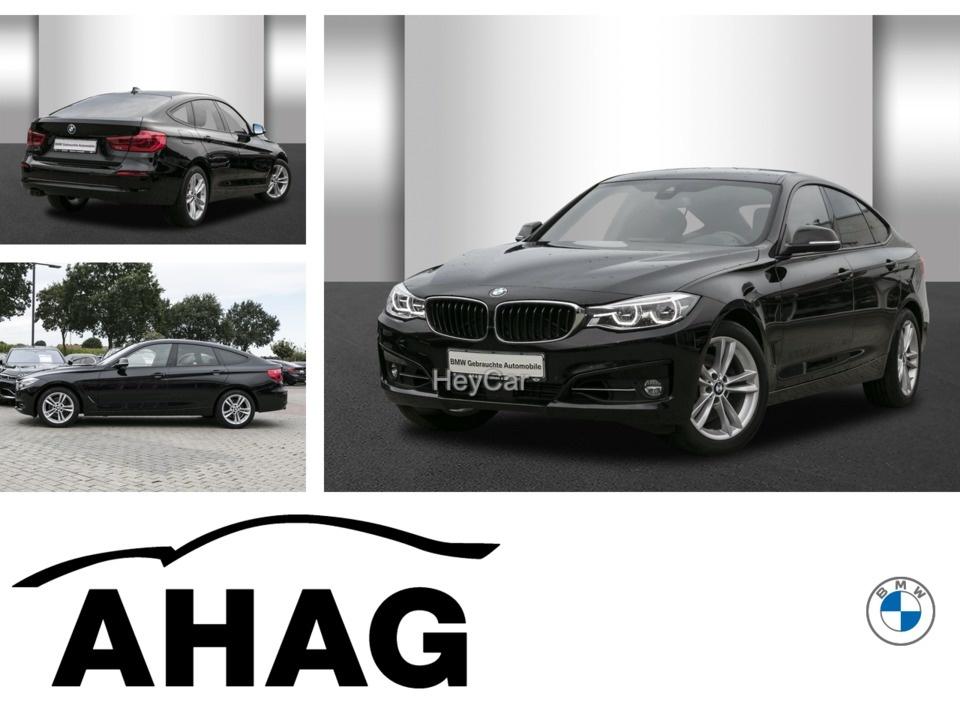 BMW 330 Gran Turismo GT xDrive Sport Line Aut. HUD S&G, Jahr 2018, Diesel
