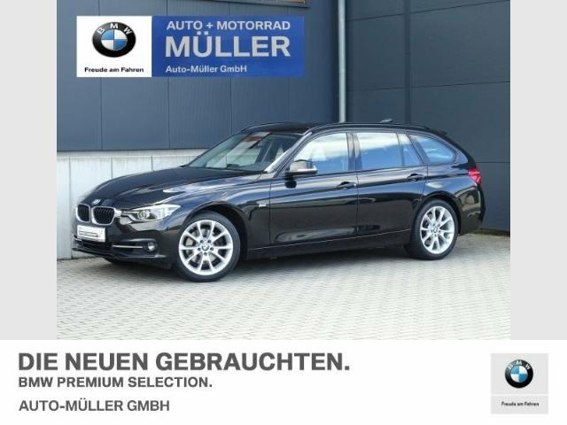 BMW 330 d xDrive Tour. Sport Line Aut. Komfortzugang, Jahr 2017, Diesel