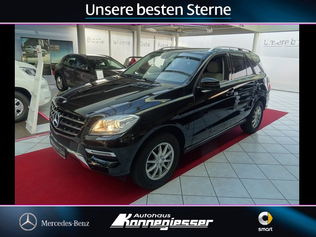 Mercedes-Benz ML 250 d 4MATIC NAVI*PARKASSIST*EASY-HECKKLP*EU6, Jahr 2014, Diesel