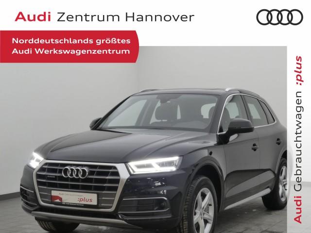 Audi Q5 2.0 TDI qu. sport, Pano, virtual, ACC, LED, Kamera, Jahr 2017, Diesel
