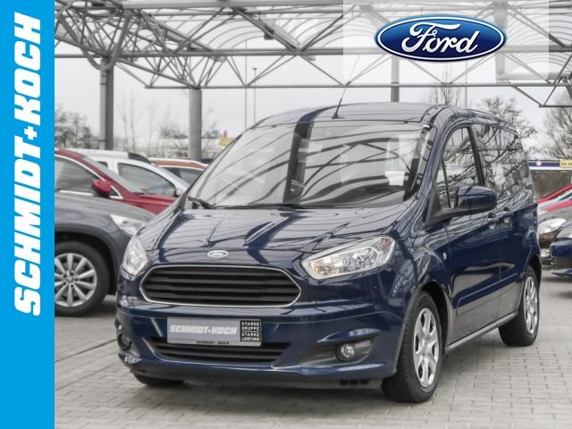 Ford Tourneo Courier 1.0 EcoBoost Trend Klima GRA Color, Jahr 2016, Benzin