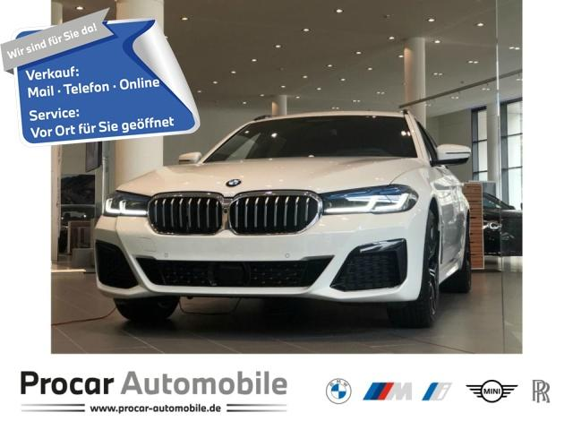 BMW 520d Touring M Sportpaket Innovationsp. EDC AHK, Jahr 2021, Hybrid