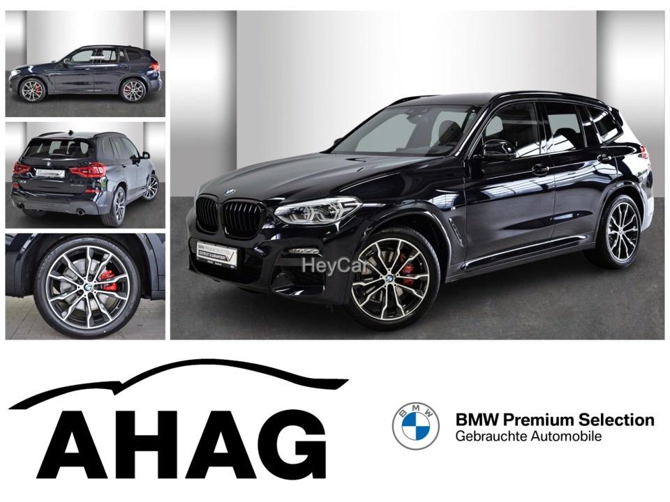 BMW X3 xDrive20d M SPORT AT Innovationsp. Klimaaut., Jahr 2021, Diesel