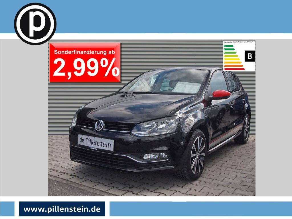 Volkswagen Polo 1.2 TSI beats BEATS-AUDIO SITZH KAMERA PDC, Jahr 2016, Benzin