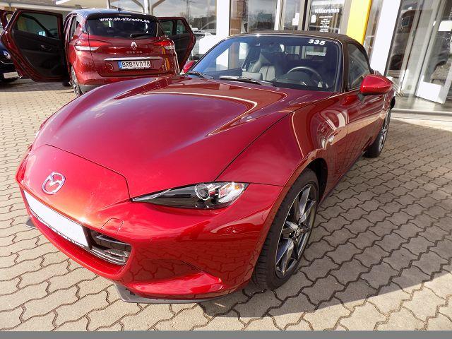 Mazda MX-5 SKYACTIV-G 184 Sports-Line, Jahr 2018, Benzin