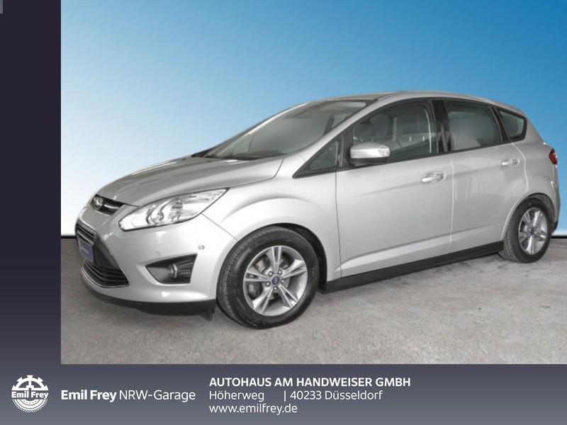 Ford C-Max 1.0 EcoBoost SYNC Edition, AHK, Winterpaket, Jahr 2014, Benzin