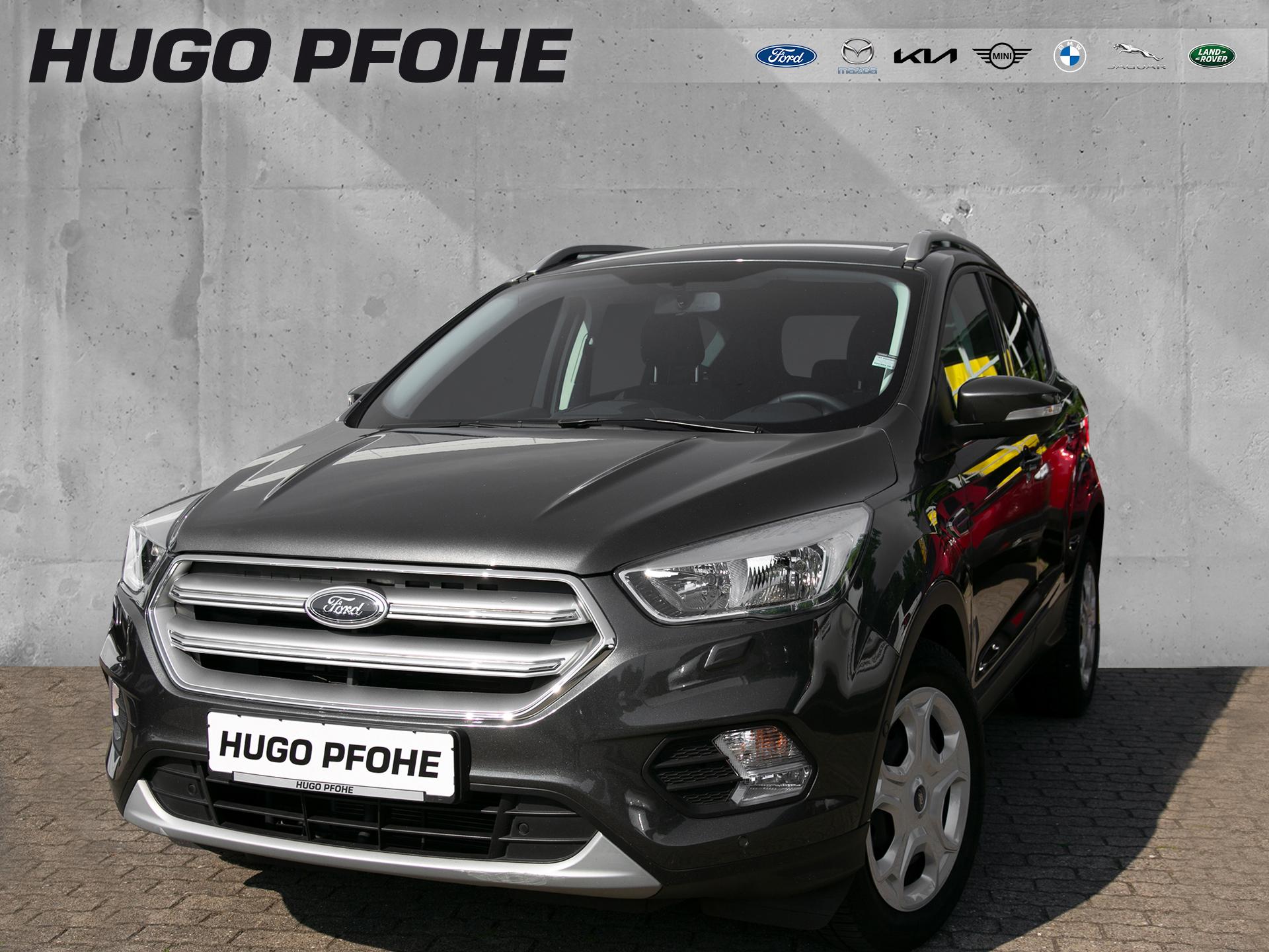 Ford Kuga Trend Kuga 1.5 TDCi 2x4 Aut., Jahr 2018, Diesel