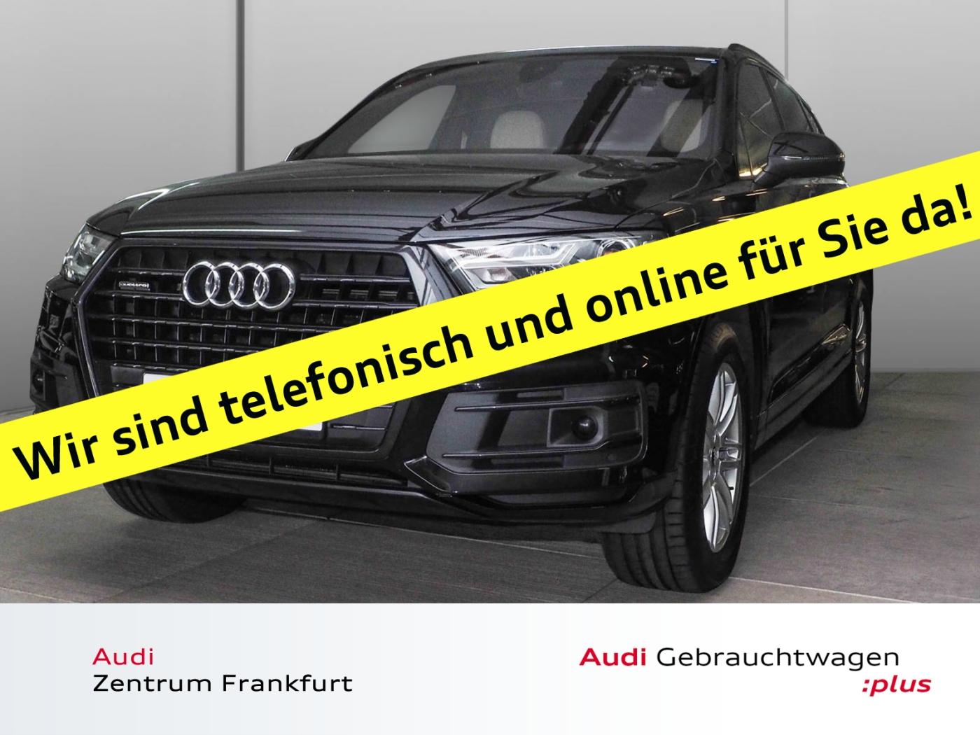 Audi Q7 3.0 TDI quattro tiptronic Navi Xenon DAB HuD, Jahr 2016, Diesel