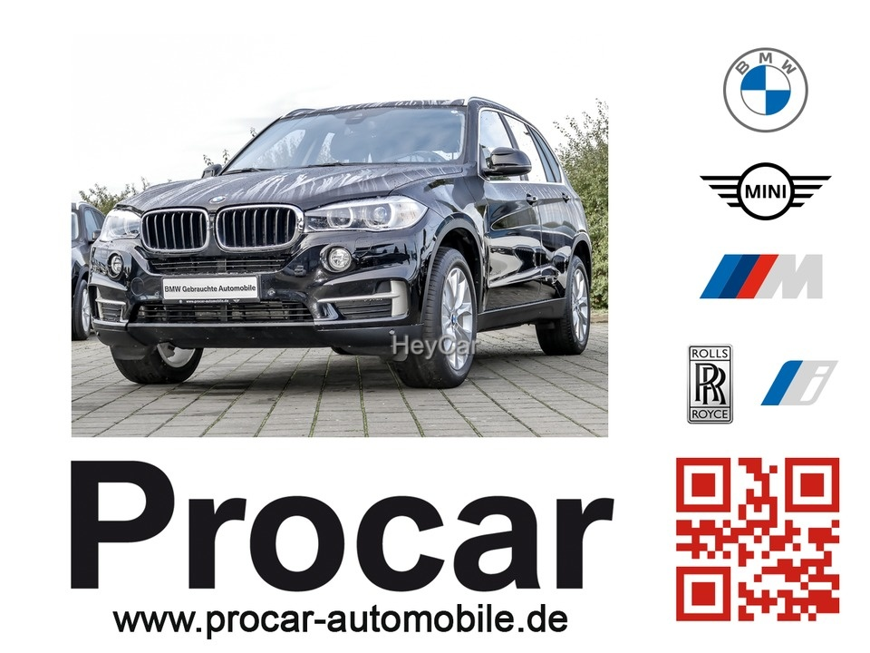 BMW X5 sDrive25d Driving Assistant RFK Standheizung, Jahr 2016, Diesel