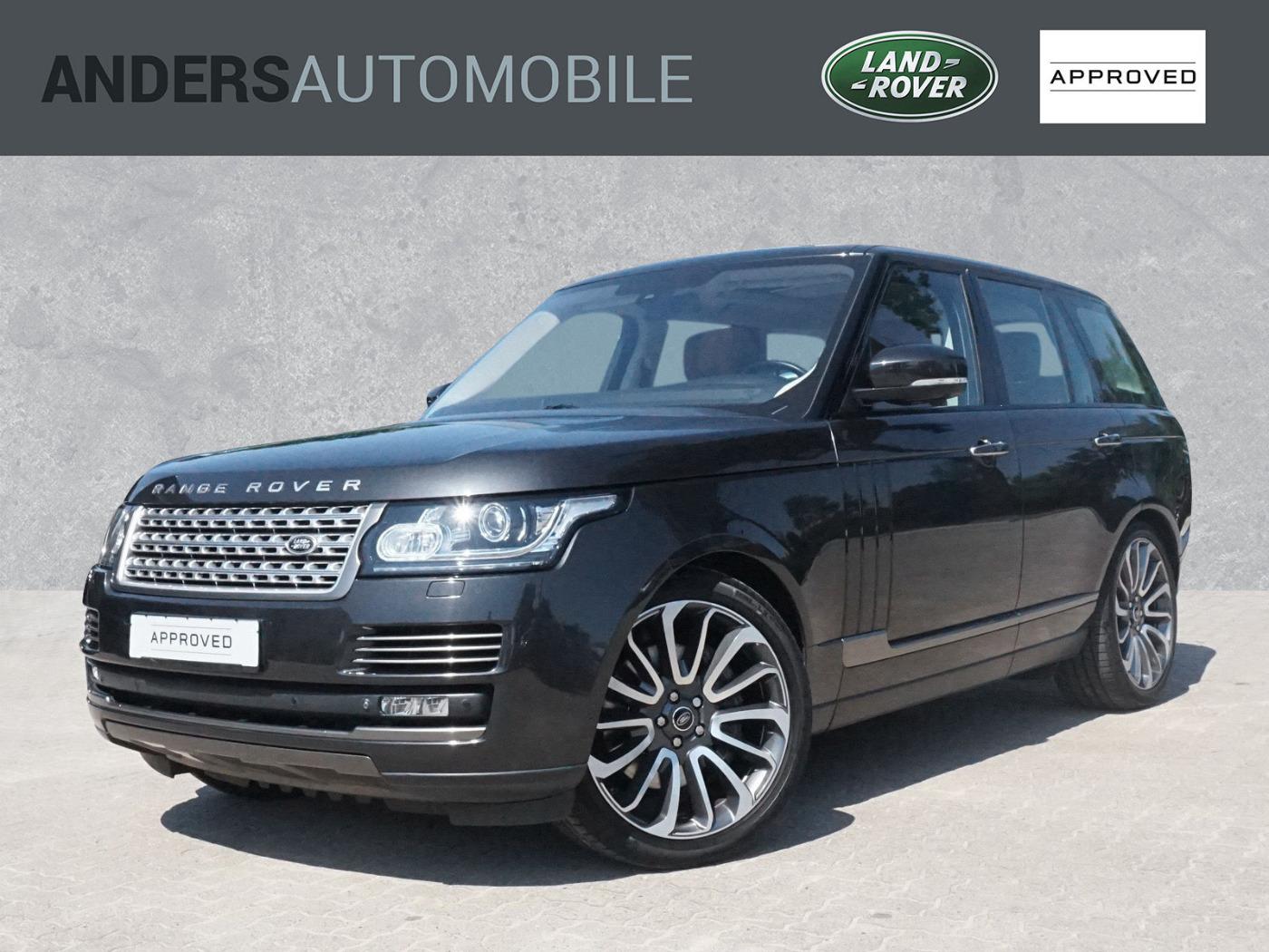 Land Rover Range Rover 5.0l V8 Autobiography Standheizung, Jahr 2013, Benzin