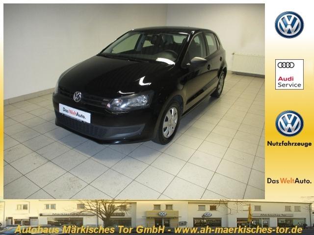 Volkswagen Polo 1,0 Trendline, Jahr 2014, petrol